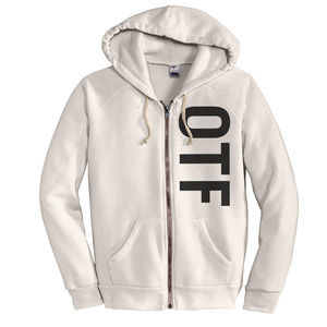 OrangeTheory Ladies Alternative® Fleece Zip Hoodie